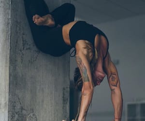 yoga, acro, and flexibility image