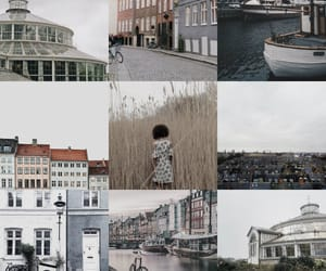 city, denmark, and travel image