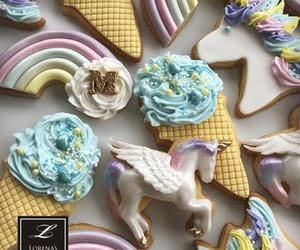 bakery, cookie, and cream image