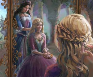 art, barbie, and beauty image