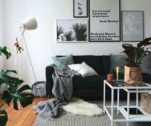 home, modern, and room image