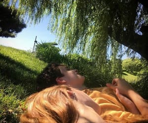 couples, sun, and cute image