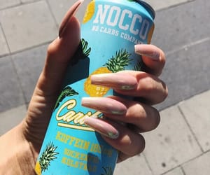acrylics, nails goals, and claws inspo image