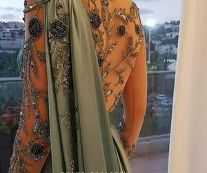 dress, luxury, and hautcouture image