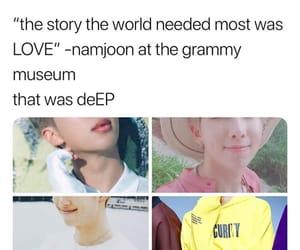 k-pop, bangtan boys, and bangtan sonyeondan image