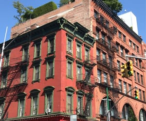 apartment, house, and ny image