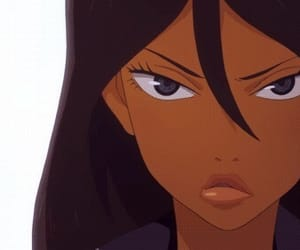 anime and michiko to hatchin image