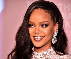 beauty, fashion, and rihanna image