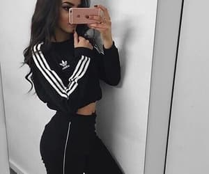 adidas, fashion, and girls image