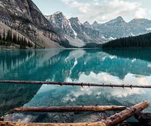 Alberta, canada, and mountains image