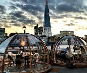 life, architecture, and london image