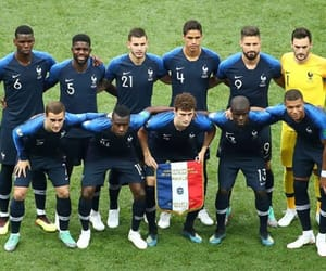 champion, football, and france image