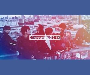 chroma, xox, and 上海ハニー image