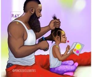 child, enfant, and family image
