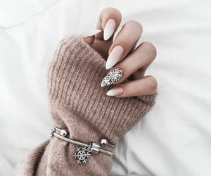 nails, style, and beauty image