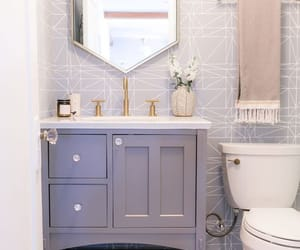 architecture, bathroom, and decor image