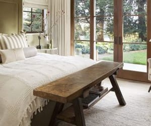 architecture, bed, and decor image