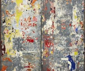 modern artist, photographer, and decollage art image