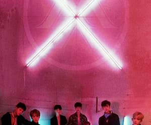 monsta x, kpop, and wallpaper image