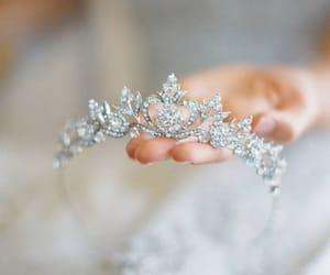 tiara, crown, and princess image