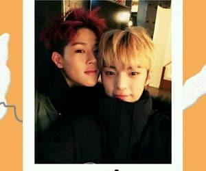 k-pop, kihyun, and jooheon image
