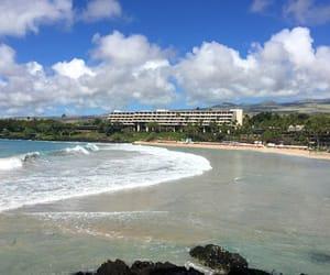 hawaii, vacations, and vacation spot image