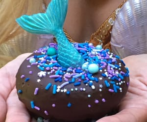 candy, chocolate, and donut image