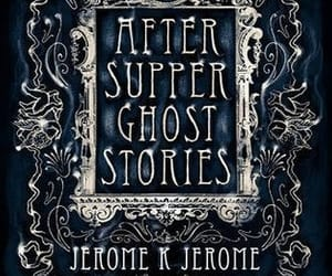 cover, ghost stories, and book image