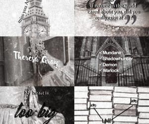 tessa, the infernal devices, and tessa gray image