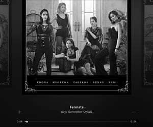 kpop, playlist, and snsd image