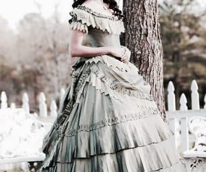 Nina Dobrev, katherine pierce, and tvd image