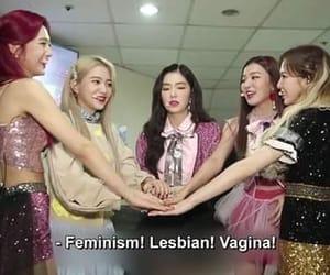 kpop, lesbian, and feminism image
