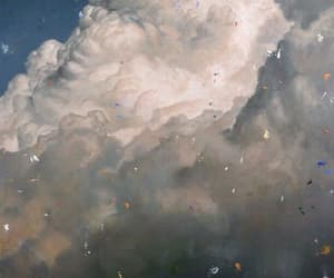 clouds, theme, and art image