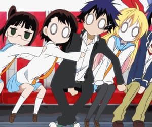 anime, nisekoi, and cute image