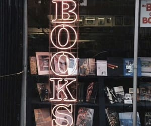 books, read, and bookstore image