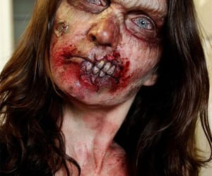Halloween, halloween make up, and halloween makeup ideas image