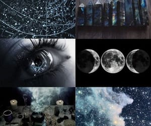 Collage, galaxia, and inspiracion image