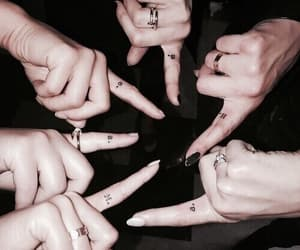 Tattoos, pretty little liars, and matching tattoos image