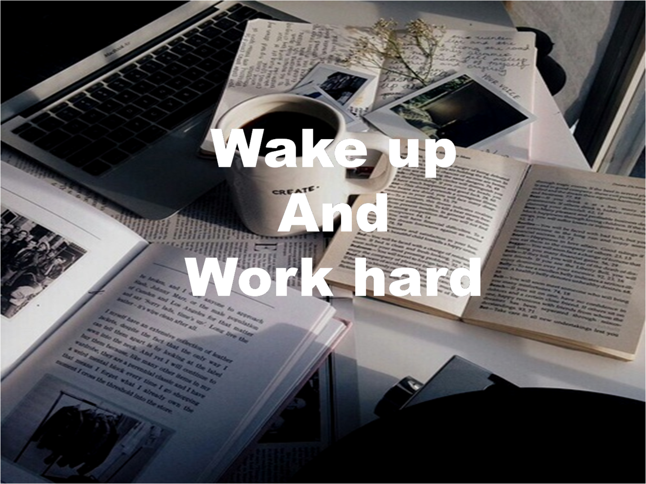 How to stay motivated on We Heart It