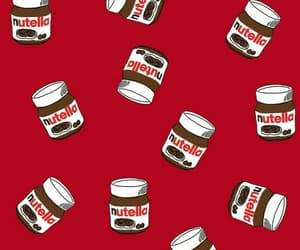 food, nutella, and wallpapers image
