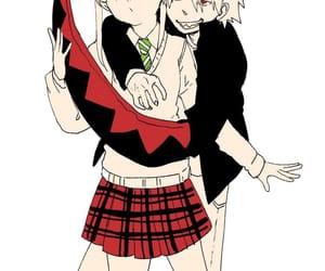 anime, anime boy, and maka image
