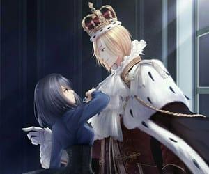 anime and love nikki image