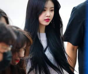 idle, k-pop, and soojin image