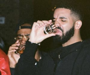daddy, Drake, and famous image
