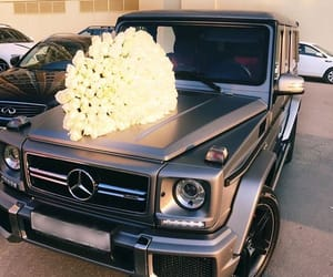 expensive, gift, and mercedes image