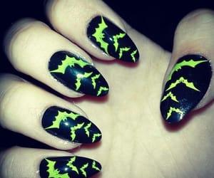 Halloween, halloween nails designs, and halloween nails image