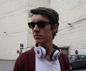 hipster, ray ban, and cute image