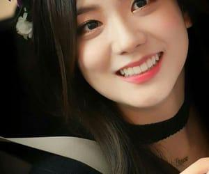 black pink, blackpink, and kim jisoo image
