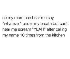 b&w, breath, and kitchen image