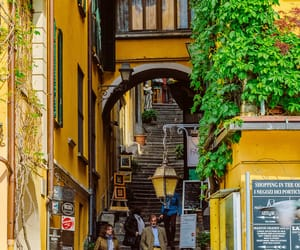 italy, bellagio, and lombardia image